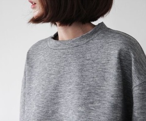 girl, photography, and short hair image