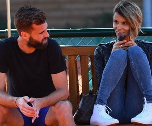 french, interracial, and benoit paire image