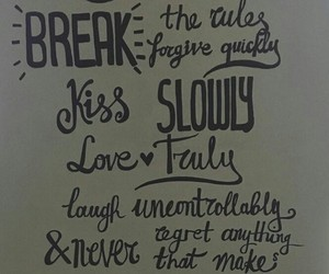 on the wall, vintage quotes, and paros image
