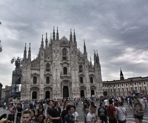 europe, travel, and duomo image