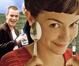trainspotting, drugs, and amelie image