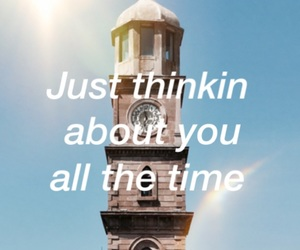 beauty, clocktower, and color image