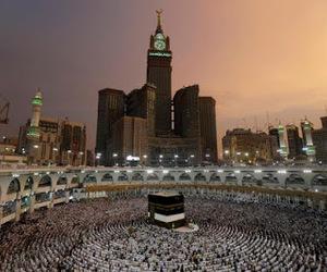 saudi arabia, hajj, and makkah image