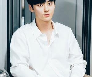 wanna one, kim jaehwan, and park woojin image