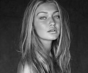 model, gigi hadid, and beauty image