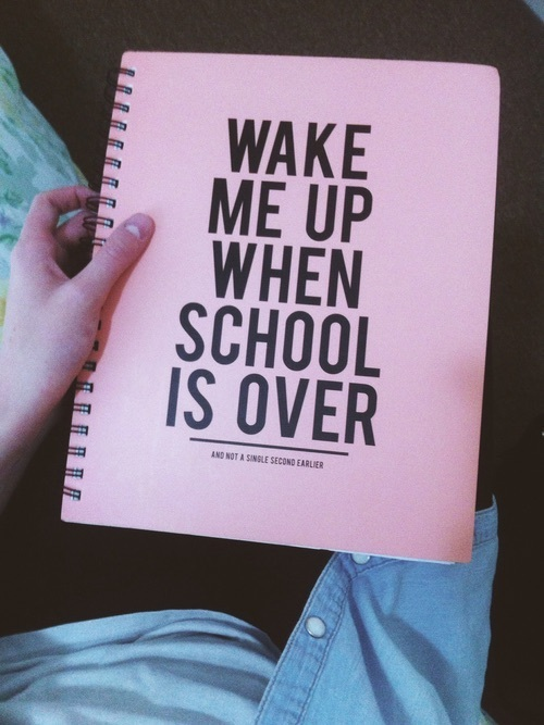 school, pink, and funny image