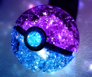 pokemon, pokeball, and blue image