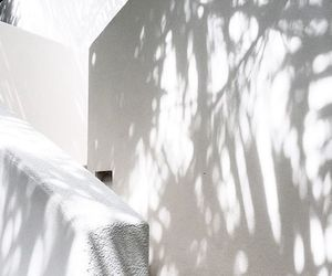 white, aesthetic, and shadow image