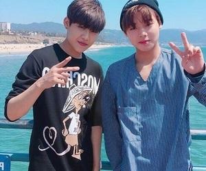 wanna one, jihoon, and 2park image