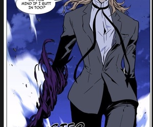 anime, noblesse, and kawaii image