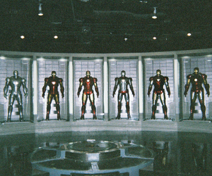 film, ironman, and Marvel image