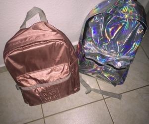 bag, goals, and wanderlust image