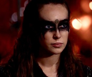 lexa, the 100, and alycia debnam carey image