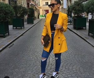outfit, style, and ootd image