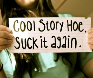 hoe, cool, and story image