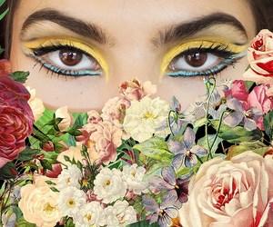 blogger, eye, and style image