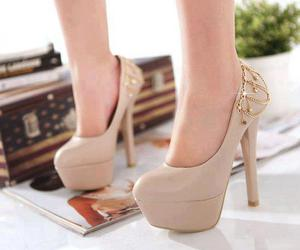 heels, pretty, and photography image