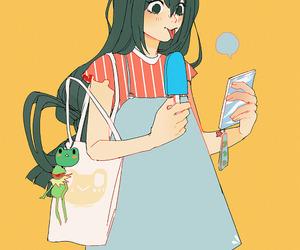 anime, art, and boku no hero academia image