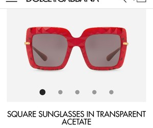 dolce and gabbana, style, and sunglasses image