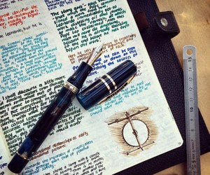 ink and commonplace book image