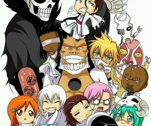 bleach, anime, and Ulquiorra image