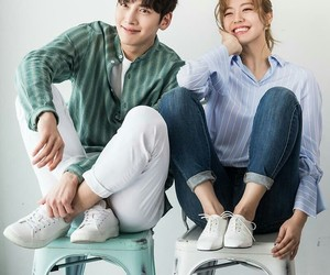 ji chang wook, suspicious partner, and goals image