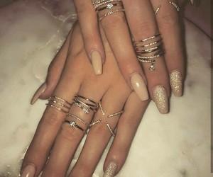 diamond, diamond ring, and luxury image