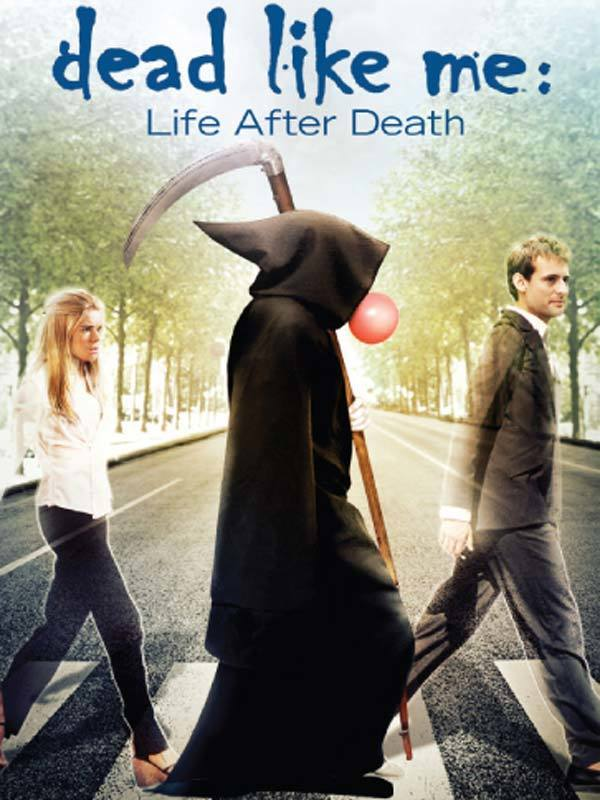 dead like me, fantasy, and series image