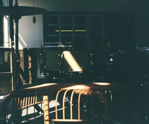 analog, drums, and sunlight image