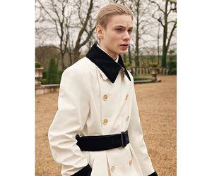 Alexander McQueen, fashion, and men's fashion image