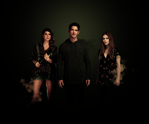 teen wolf, tyler posey, and malia image
