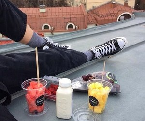 converse and drink image