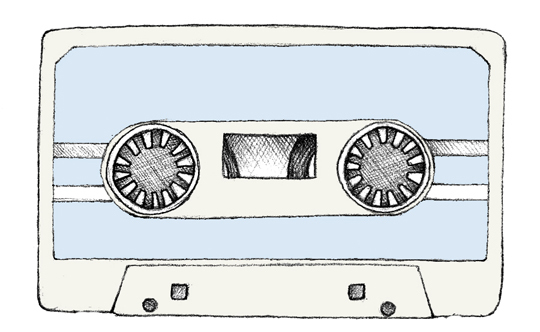 article, August, and mixtape image