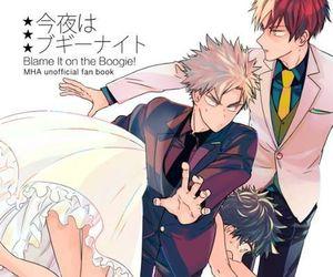 yaoi, Boys Love, and boku no hero image