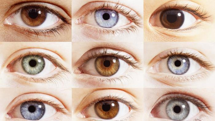 article, personality, and eyecolor image
