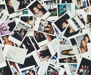 memories, polaroid, and picture image