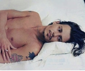 cigarette, cool, and johnny depp image