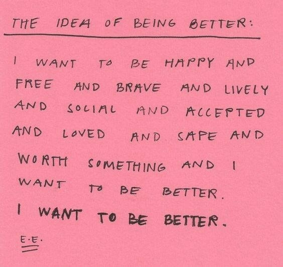 quotes, pink, and better image