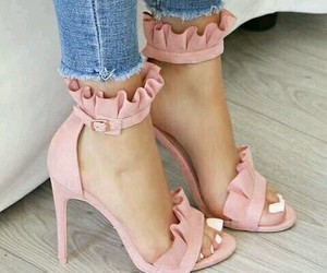 chic, Chica, and heels image