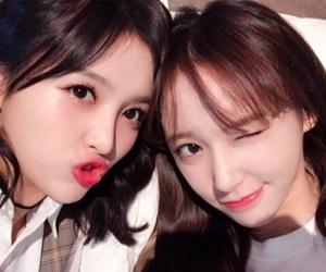 wjsn, cosmic girls, and cheng xiao image