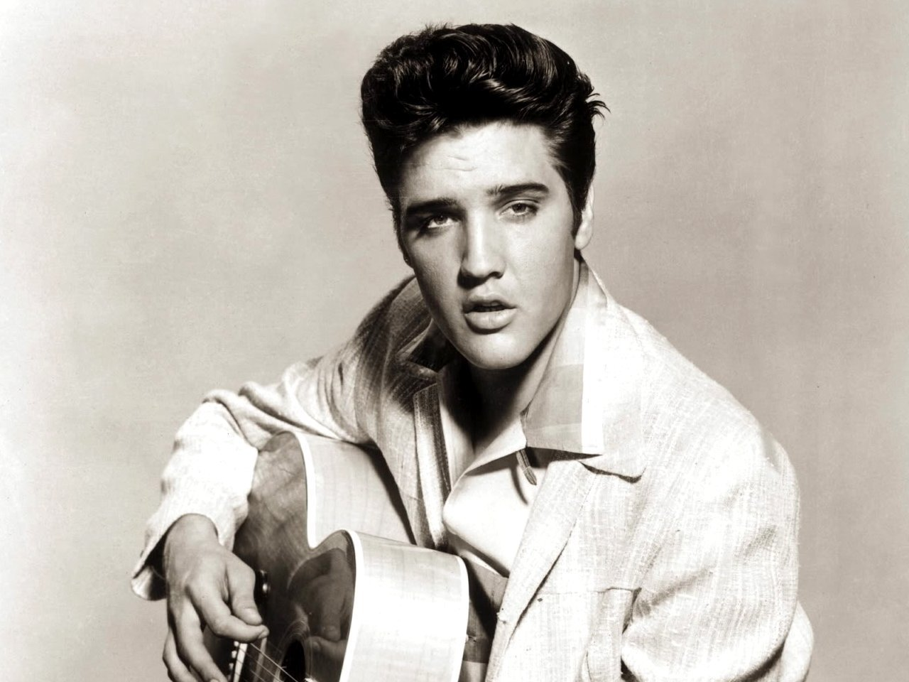 Elvis Presley, elvis, and music image