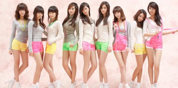 gee, korean, and girls generation image