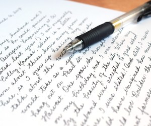 What your Handwriting says about you (Part 3)