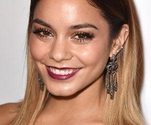 black hair, vanessa hudgens, and smile image