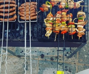 aid, barbecue, and delicious image