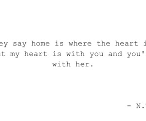 boy, heart, and home image