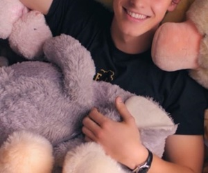 canadian, singer, and stuffed animals image