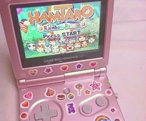 hamtaro, pink, and aesthetic image