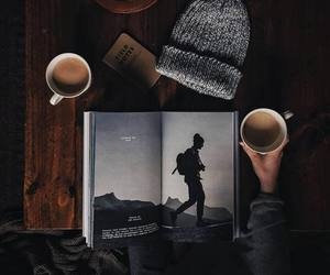 coffee, travel, and trippers image