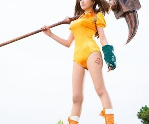 diane, cosplay, and nanatsu no taizai image